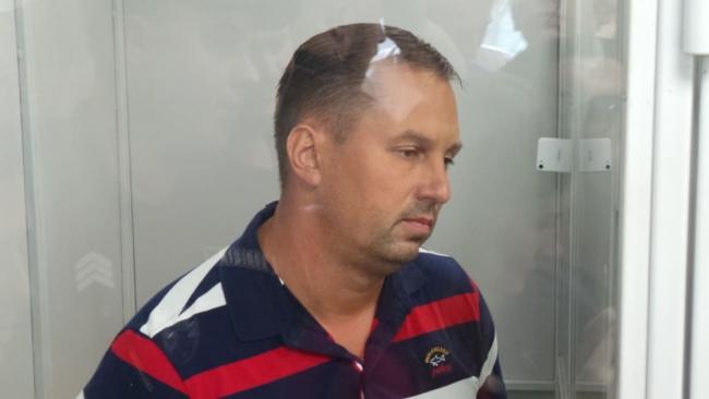 Экс-начальника одесской полиции Головина отправили под домашний арест