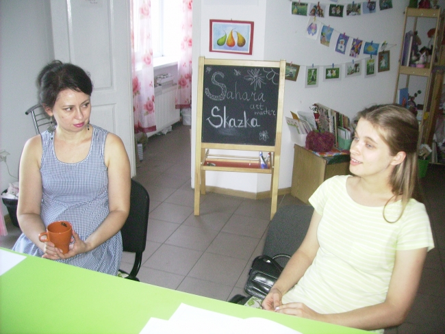 В Измаиле открылся Украинский клуб
