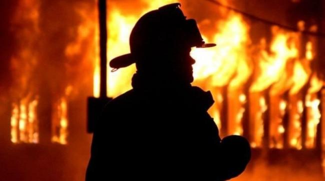 В Килии в ночном пожаре спасли женщину