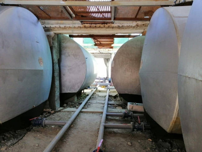 В Одесской области накрыли подпольное производство горючего на миллионы