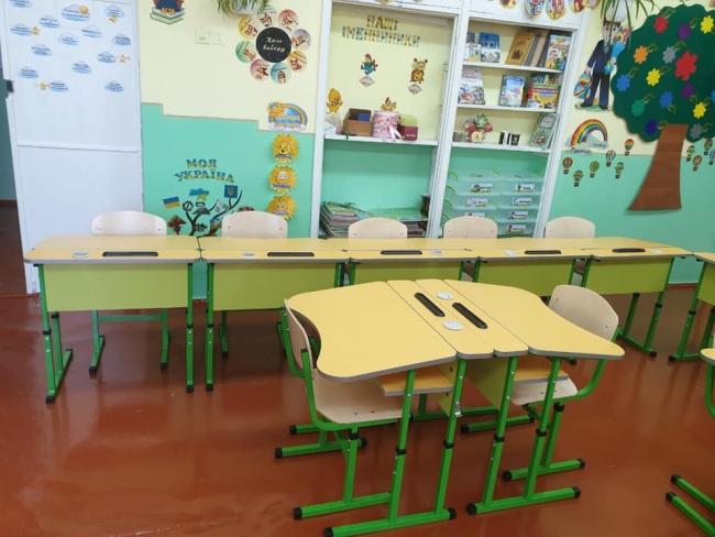 Школы Килийской ОТГ готовятся к новому учебному году.