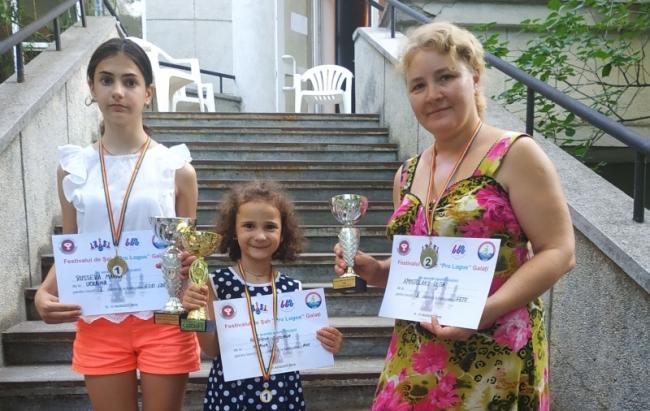 Из Румынии - с наградами!