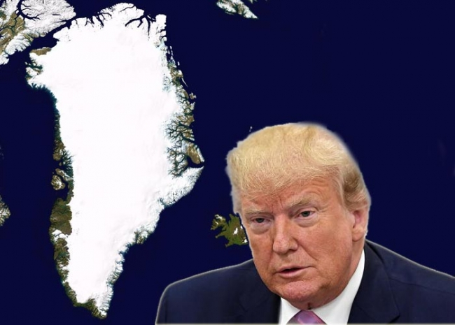 """""""Это что, первоапрельская шутка? Так рано еще"""". Политики Дании отреагировали на желание Трампа купить Гренландию"""