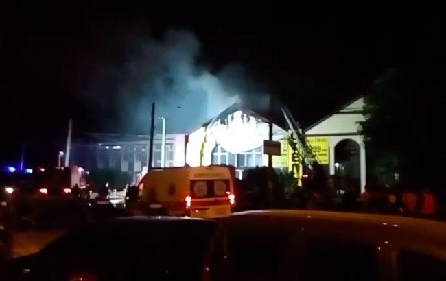 Задержаны ещё трое подозреваемых в связи с пожаром в одесском отеле
