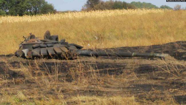 Британские исследователи нашли доказательства участия российских военных в бою под Иловайском в 2014 году