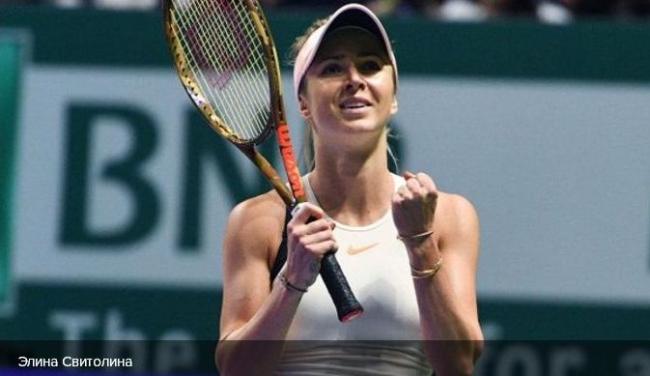 Свитолина вернулась в топ-5 мирового рейтинга WTA