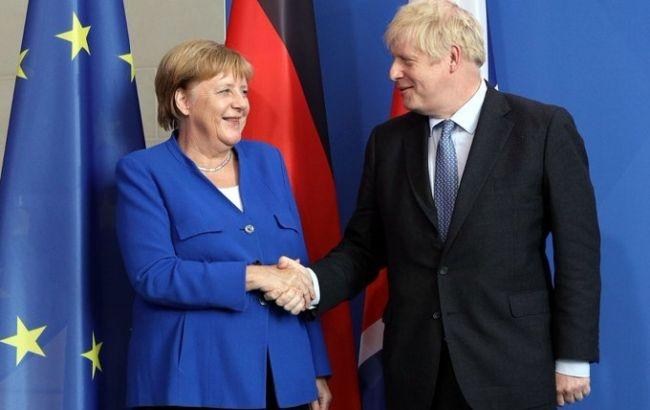Меркель и Джонсон не поддержали возвращение России в G8