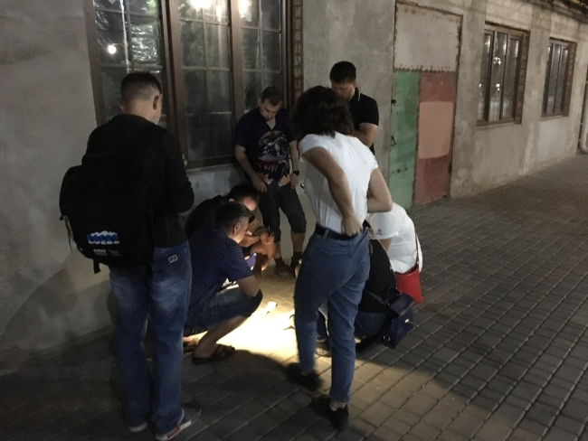Пешеходный квест в Измаиле: «Мы справились довольно быстро»