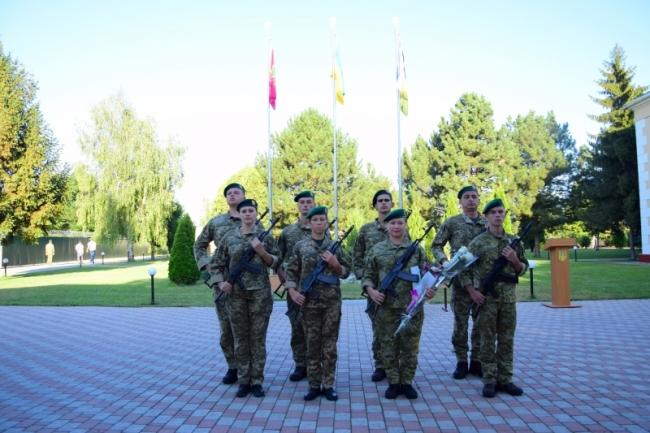 Измаильский погранотряд пополнился военнослужащими по контракту