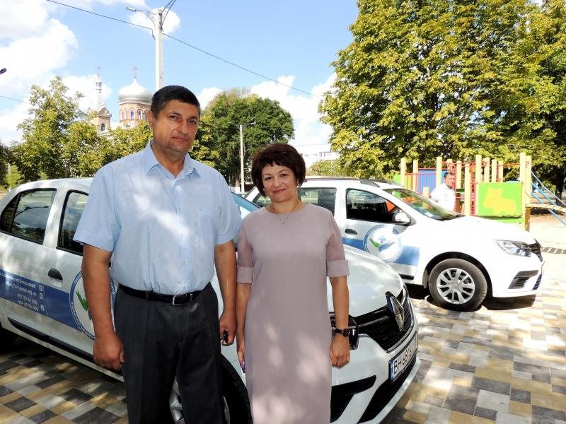 Семейным врачам – новенькие автомобили