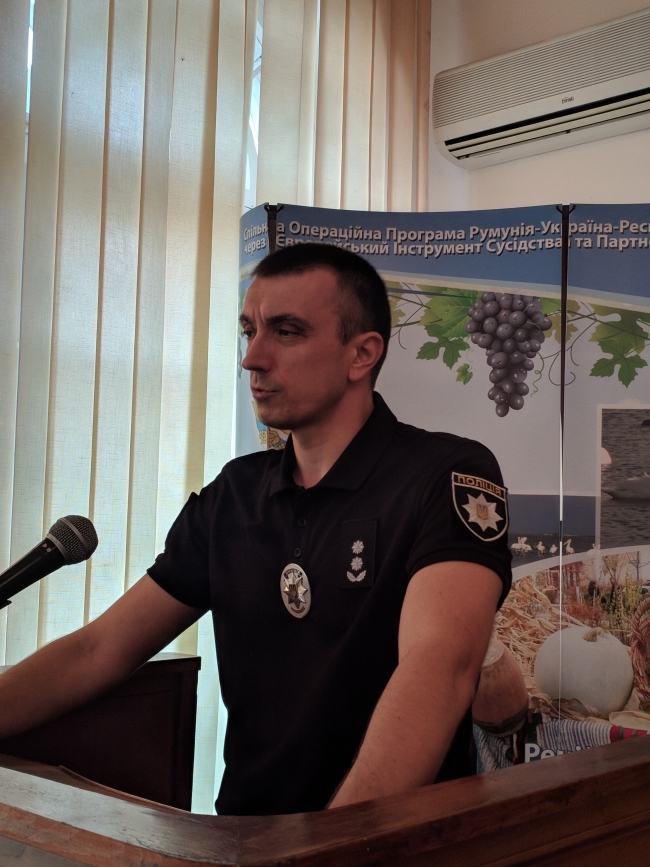 Начальник Ренийского отделения полиции взял под личный контроль расследование резонансных преступлений