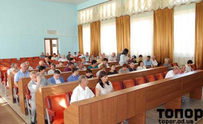 Болградский райсовет не желает использовать украинский язык на своих сессиях