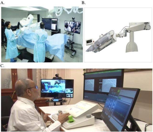 Телемедицина в действии: операции на сердце впервые провели через Интернет