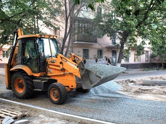 Асфальтируем дороги и тротуары, ремонтируем детские площадки