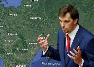 В Украине задумали «прорубить окно» в Балтику