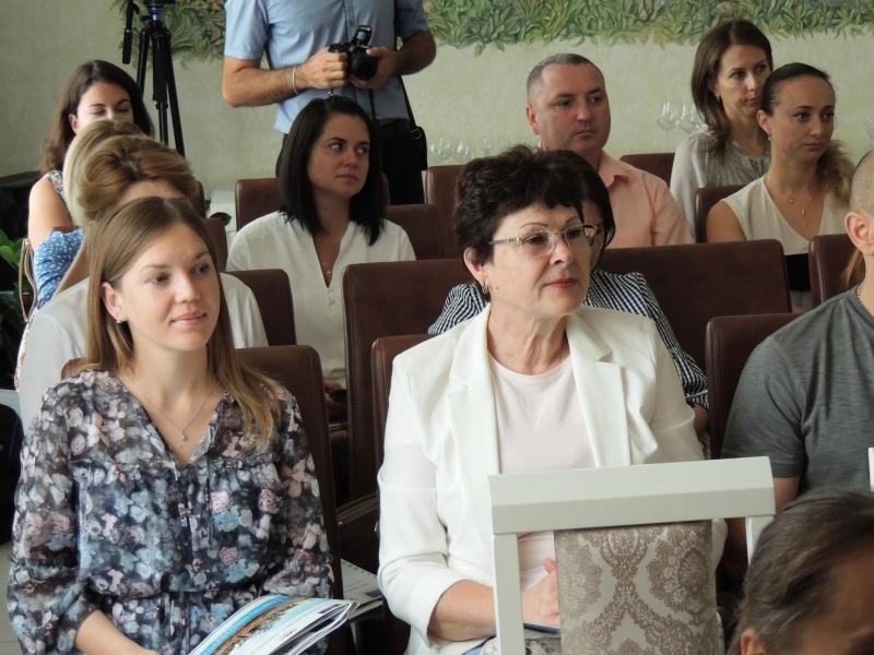 В Измаил пожаловал трансграничный семинар