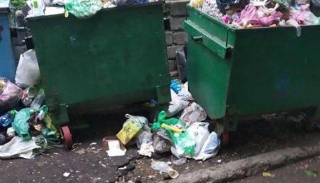 Украина вошла в десятку стран с наибольшим объемом мусора на жителя страны