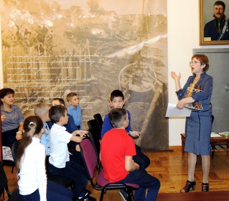 О патриотизме – в музее