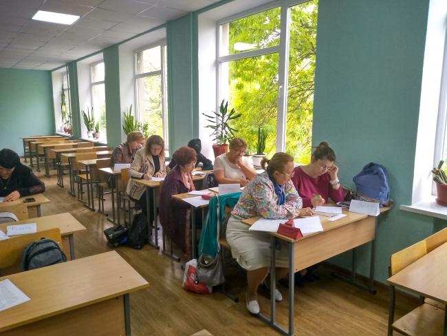 Курсы украинского языка: продолжение