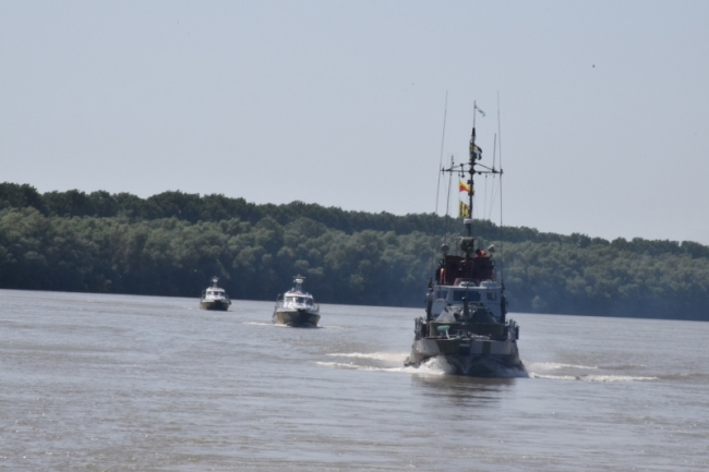 Регіональним управлінням Морської охорони розпочато заходи із розгортання Ізмаїльського загону морської охорони