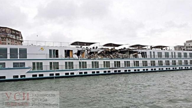 В районе Измаила грузовое судно протаранило круизный лайнер: есть пострадавшие