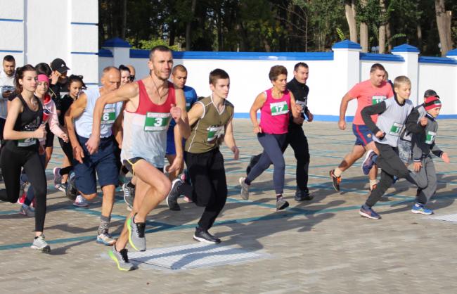 """ХХ Международный марафон """"Золотая осень"""" - праздник бега для всех измаильчан"""