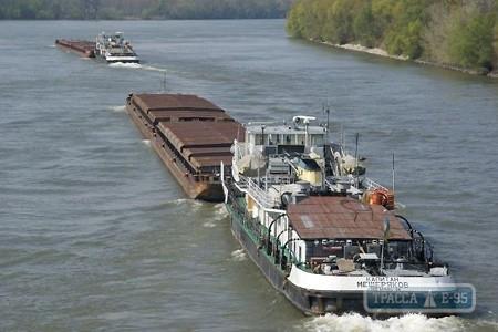 Правительство - за обновление флота Дунайского пароходства
