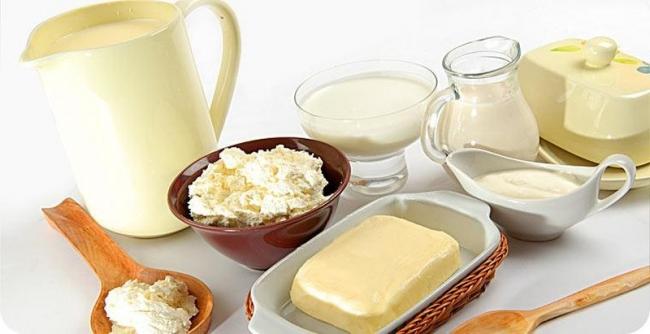 В Украине хотят запретить официальное производство обезжиренных молочных продуктов
