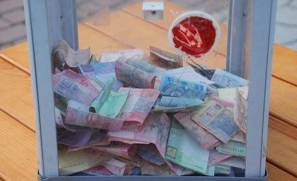 В Измаиле задержан подозреваемый в краже пожертвований на лечение больных детей