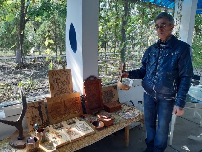 Ярмарка «Кольоровий Буджак»: тепло душ и новый посыл к вдохновению