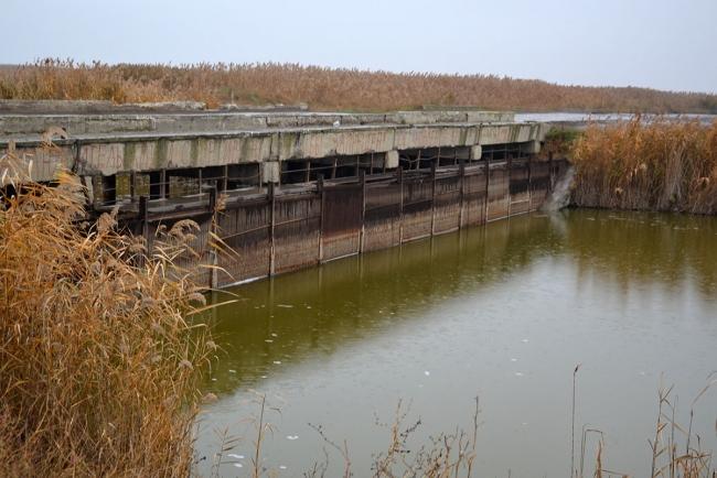 Региональные чиновники «жуют» воду Придунайских озёр