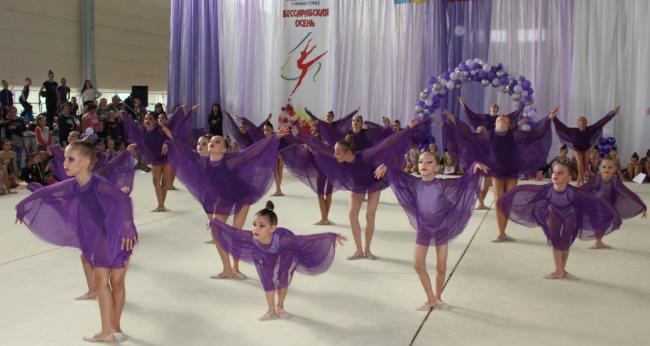 Главное событие спортивной осени Измаила - юбилейный турнир по художественной гимнастике