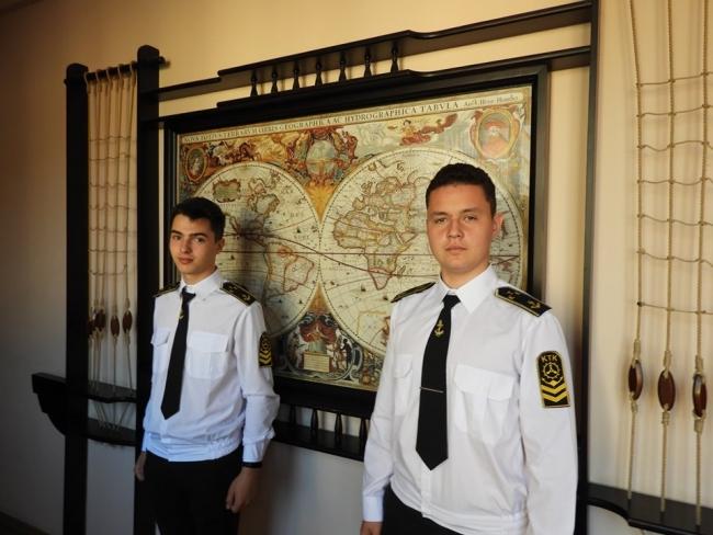 """Юный моряк - победитель в конкурсе """"Морское дело"""" отправится на форум в Роттердам"""