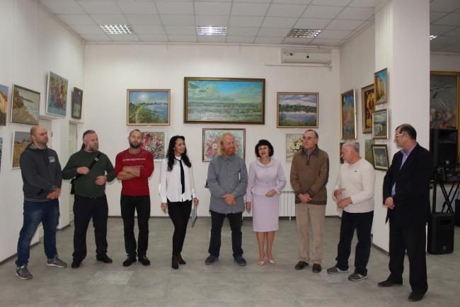 Стартовал художественный пленэр памяти Рафаэля Придунавья