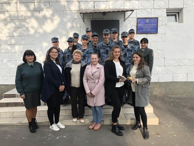 В Измаильском отделе ГУ «Центр пробации» прошел День открытых дверей
