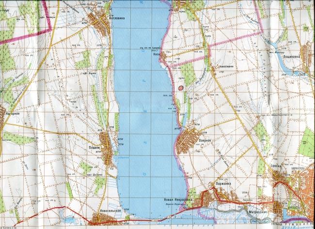 Законсервированная отрава в Чёрном море и на суше