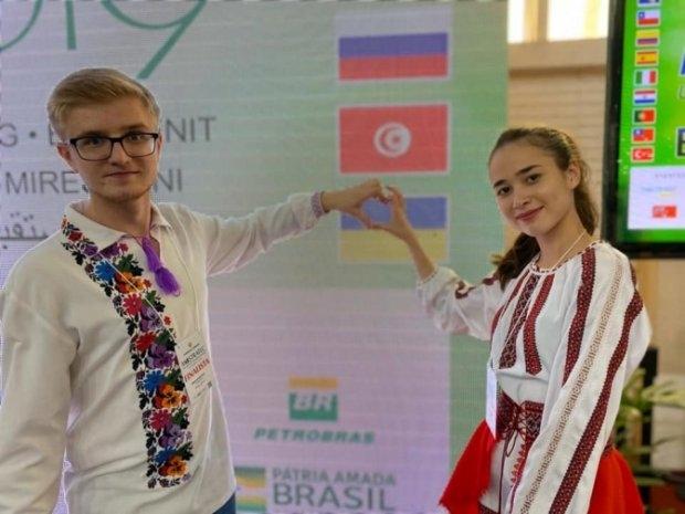 На международном конкурсе юные украинские учёные получили высшие награды