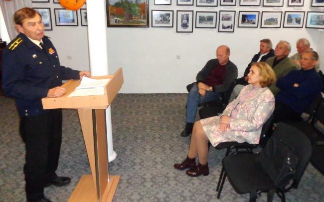 В Измаильском историко-краеведческом музее Придунавья говорили о добрососедских отношениях