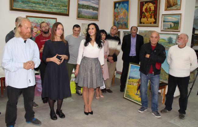 Тихая прелесть Бессарабского края - в каждом художественном полотне