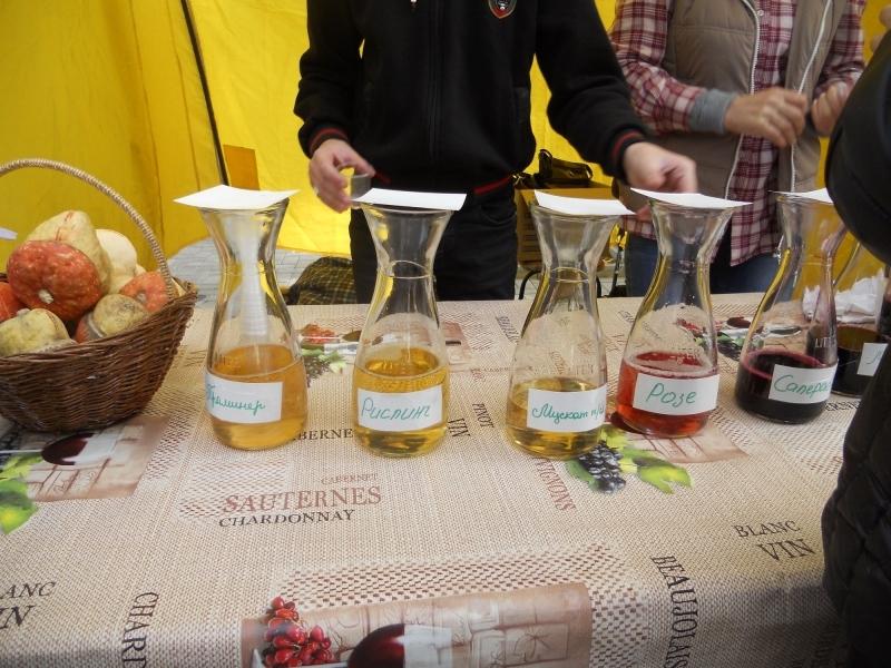 В Рени прошёл «первый шестой» винный фестиваль