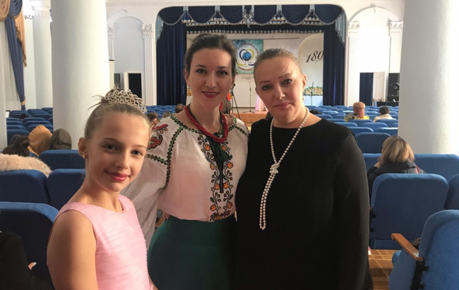 Три измаильские певицы стали звёздами международного феста «Україна об'єднує світ»!