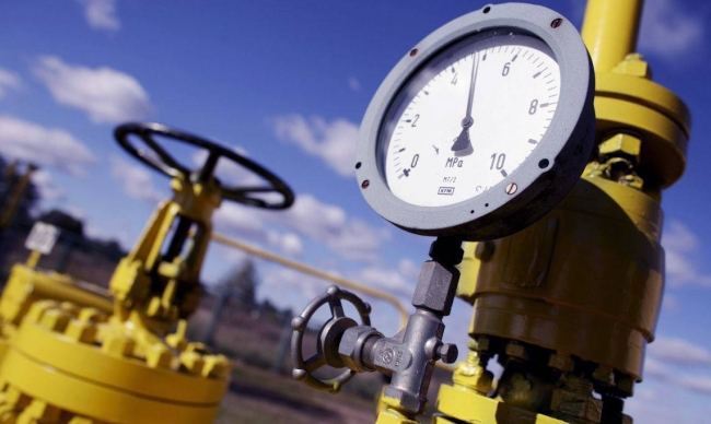 В украинских газохранилищах на данный момент находится рекордное количество газа