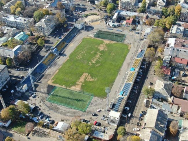 Трагедия на одесском стадионе: футбольные ворота убили иностранного студента