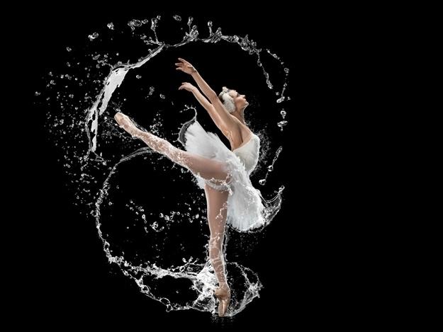В Харькове состоялась уникальная премьера балета на воде