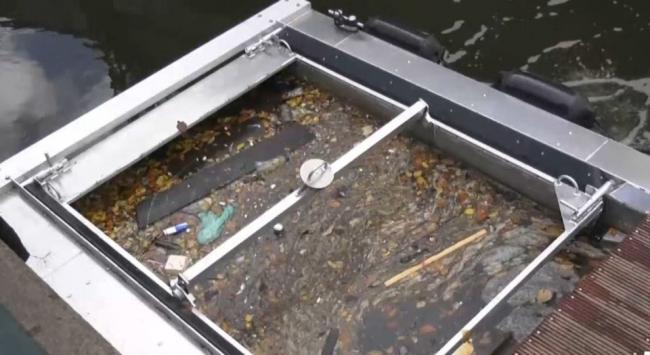 В Нидерландах испытывают новейшую технологию для очистки городских каналов
