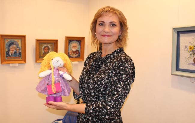 """""""Волшебство рядом"""" - выставка hand made от Елены Гусевой"""