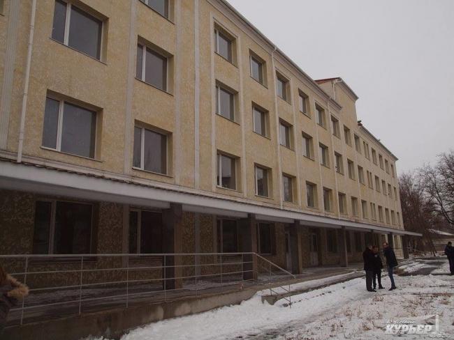 Губернатору Одесщины направлен депутатский запрос по поводу завершения строительства новой ренийской поликлиники