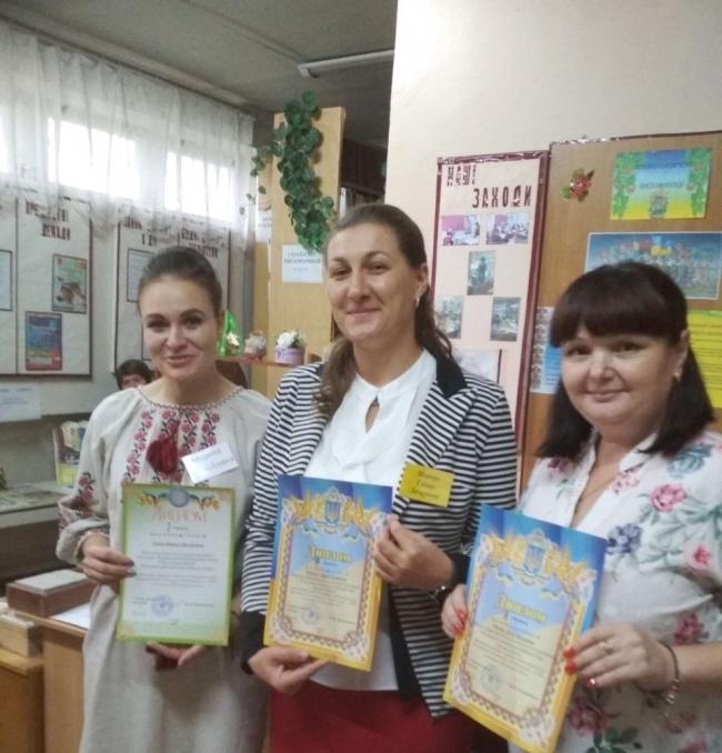 """Соревновались """"малышовые"""" учителя!"""