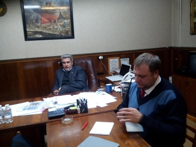 Анатолий Урбанский намерен не допустить закрытия трёх отделений ДОБ