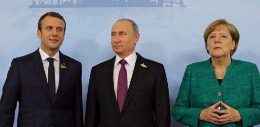 Блеф и шантаж: что готовит Россия на нормандский саммит